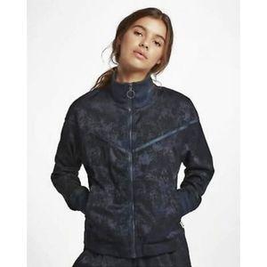 NIKE  NSW Embossed women's track jacket
